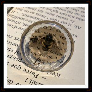 Zenfouis bague zinsolite abeille