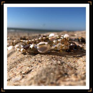 Zenroules bracelets ete grosplan sable
