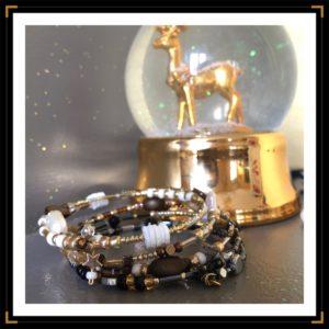 Zenroules bracelets multirangs devantboule