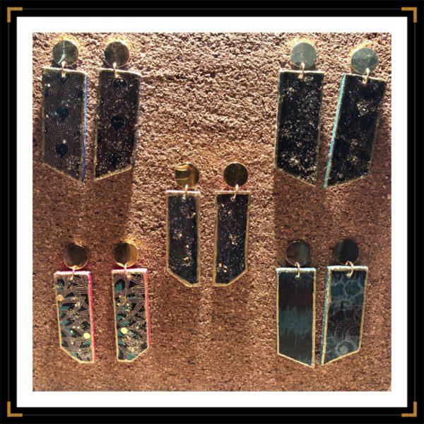 Zencadrees BO acierinox dore collection